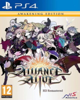 The Alliance Alive HD Remastered édition Awakening (PS4)