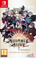 The Alliance Alive HD Remastered édition Awakening (Switch)