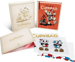 "Artbook ""The Art of Cuphead"" édition limitée"