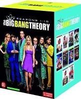 """Intégrale """"The Big Bang Theory"""" (DVD)"""