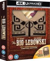The Big Lebowski édition limitée steelbook (blu-ray 4K + blu-ray)