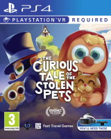 The Curious Tale of the Stolen Pets (PS4)