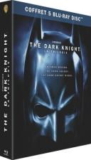 "Trilogie ""The Dark Knight"" (blu-ray)"