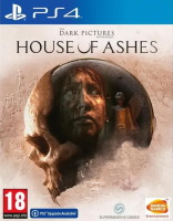 The Dark Pictures Anthology: House of Ashes (PS4)