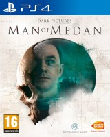 The Dark Pictures Anthology: Man of Medan (PS4)