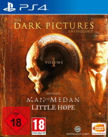 The Dark Pictures Anthology Volume 1 édition limitée (PS4)