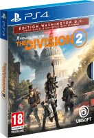The Division 2 édition Washington (PS4)