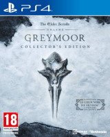The Elder Scrolls Online: Greymoor édition collector (PS4, Xbox One, PC)