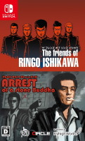 The Friends of Ringo Ishikawa & Arrest of a Stone Buddha (Switch)