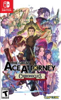 The Great Ace Attorney Chronicles (Switch)