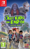 The Last Kids on Earth et le sceptre maudit (Switch)