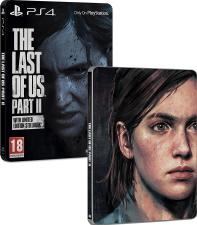 The Last of Us part II édition limitée (PS4)