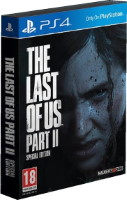 The Last of Us part II édition spéciale (PS4)