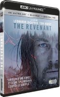 The Revenant (blu-ray 4K)