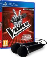 The Voice : la plus belle voix avec deux micros (PS4)