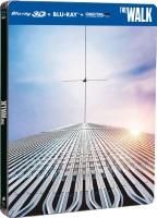 The Walk édition steelbook (blu-ray 3D + blu-ray)