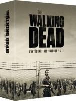 The Walking Dead : intégrale des saisons 1 à 7 (blu-ray)