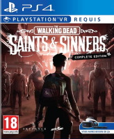 The Walking Dead: Saints & Sinners Complete Edition (PS4)