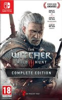 The Witcher III: Wild Hunt Complete Edition (Switch)