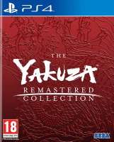 The Yakuza Remastered Collection (PS4)