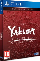 The Yakuza Remastered Collection édition Day One (PS4)