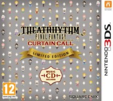 Theatrhythm Final Fantasy Curtain Call édition limitée (3DS)