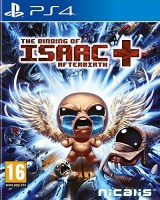 The Binding of Isaac Afterbirth+ (PS4)
