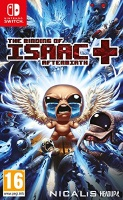 The Binding of Isaac Afterbirth+ (Switch)