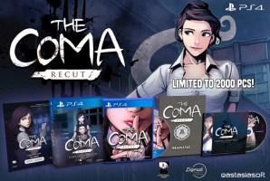 The Coma : Recut édition limitée (PS4)
