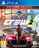The Crew 2 édition deluxe (PS4)