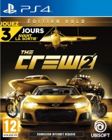 The Crew 2 édition gold (PS4)