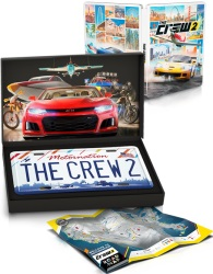 """The Crew 2 édition collector """"Motor Edition"""""""