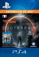 "Extension ""Souterrain"" pour ""The Division"" (PS4)"