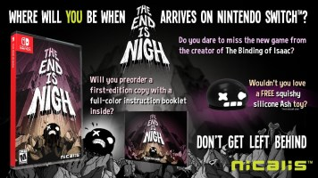 The End is Nigh launch edition (Switch)