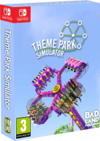 Theme Park Simulator édition collector (Switch)