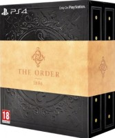 The Order 1886 édition collector (PS4)
