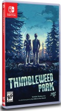 Thimbleweed Park (Switch)