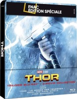 Trilogie Thor édition steelbook (blu-ray)