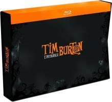 Tim Burton : intégrale 18 films (blu-ray)