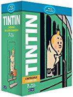 """Intégrale """"Tintin"""" (blu-ray)"""
