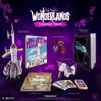"""Tiny Tina's Wonderlands édition collector """"coffre au trésor"""""""