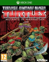Teenage Mutant Ninja Turtles : Des mutants à Manhattan (Xbox One)