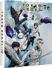 Tokyo Ghoul: re partie 1 édition collector (blu-ray)