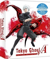 "Intégrale ""Tokyo Ghoul"" saison 2 édition collector (blu-ray)"