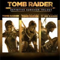 Tomb Raider: Definitive Survivor Trilogy (Xbox One / Xbox Series)