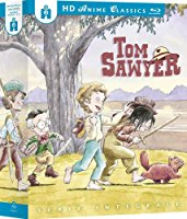 Intégrale Tom Sawyer (blu-ray)