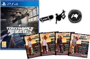 Tony Hawk's Pro Skater 1+2 édition exclusive (PS4)