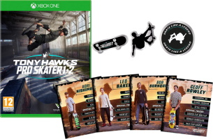 Tony Hawk's Pro Skater 1+2 édition exclusive (Xbox One)