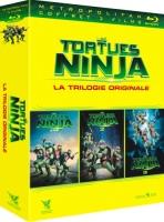 Les Tortues Ninja : La trilogie originale (blu-ray)