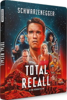 Total Recall édition steelbook (blu-ray 4K)